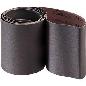 "6"" x 186"" A/O Sanding Belt 180-J Grit"