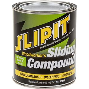 Slipit, Silicone-Free Sliding Compound Gel 1 qt.