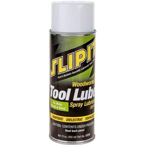 Slipit, Woodworker's Tool Lube Aerosol 12 oz.