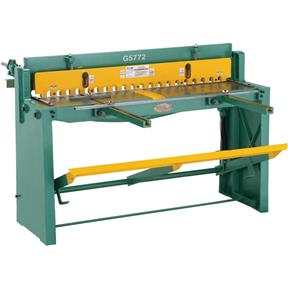 "52"" Sheet Metal Shear"
