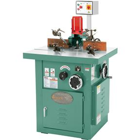 5 HP Professional Tilting Spindle Shaper - Z Series