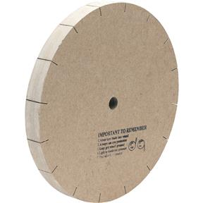 "8"" x 3/4"" Slotted Wheel for G5937"
