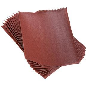 "9"" x 11"" A/O Sanding Sheets 180 Grit A Paper, 10 pk."