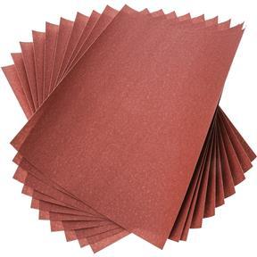 "9"" x 11"" A/O Sanding Sheets 220 Grit A Paper, 10 pk."