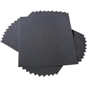"""9"""" x 11"""" S/C Sanding Sheet 180 Grit Wet/Dry, 10 pk."""