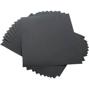 """9"""" x 11"""" S/C Sanding Sheet 220 Grit Wet/Dry, 10 pk."""