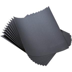 """9"""" x 11"""" S/C Sanding Sheet 400 Grit Wet/Dry, 10 pk."""