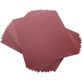 "9"" x 11"" A/O Sanding Sheets 220 Grit J Cloth, 10 pk."