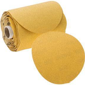 "5"" A/O Sanding Disc, 100-C Grit PSA, 100 Roll"