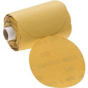"5"" A/O Sanding Disc, 150-C Grit PSA, 100 Roll"