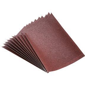 "9"" x 11"" A/O Sanding Sheet 60 Grit Heavy Paper, 10 pk."