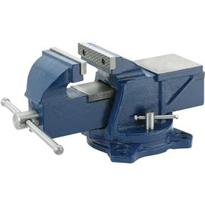Bench Vise w/ Anvil - 4""
