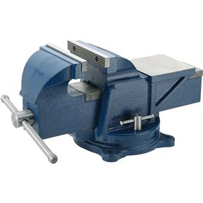 Bench Vise w/ Anvil - 6""