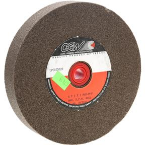 "A/O 6"" x 1"" x 1"" Grinding Wheel, Type 1, 60 Grit"