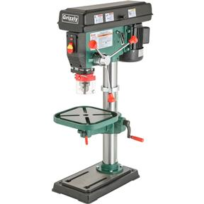 "14"" Heavy-Duty Benchtop Drill Press"