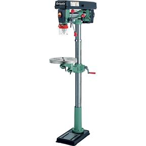 "34"" Floor Radial Drill Press"
