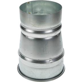 "5"" x 4"" Industrial Dust Collection Reducer (Style 3)"