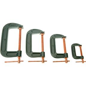 C-Clamp 4 pc. Set