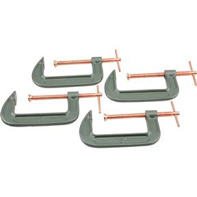 "5"" C-Clamp 4 pc. Set"