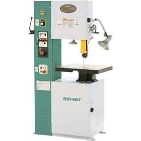 "15-3/4"" 2 HP VS Vertical Metal-Cutting Bandsaw with Inverter"