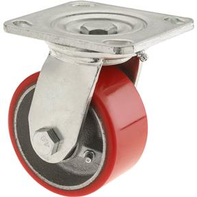 "4"" Heavy-Duty Swivel Caster"