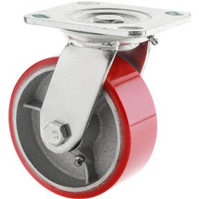"5"" Heavy-Duty Swivel Caster"
