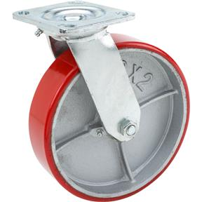 "8"" Heavy-Duty Swivel Caster"