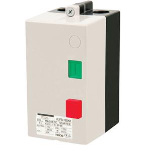 Magnetic Switch, Single-Phase - 110V Only, 2 HP