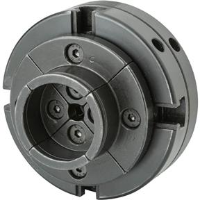 "4-Jaw Chuck For Round Pieces - 3/4"" x 16 TPI"