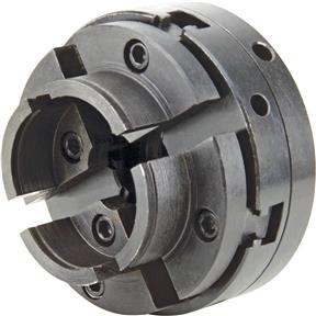 "4-Jaw Chuck For Round Pieces - 1"" x 8 TPI"