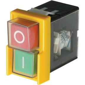Magnetic On-Off Switch - 110V, 6 Amps