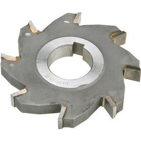 "Carbide Tip Side Mill Cutter 4"" x 1/2"" x 1-1/4"" B - 10T"