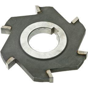 "Carbide Tip Side Mill Cutter, 3"" x 5/16"" x 1"" B - 6T"