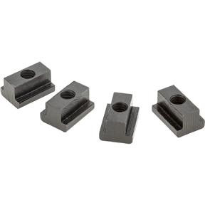"T-Slot Nuts, pk. of 4, 3/8"" Slot, 5/16"" - 18"