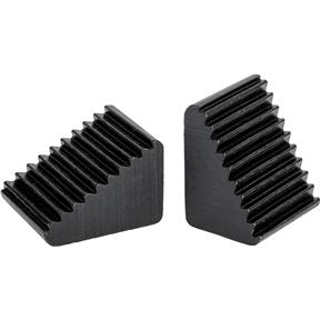 "Deluxe Step Blocks Pair - 1-1/8"" H x 1"" W"