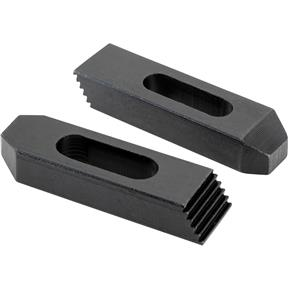 "Step Clamp Pair - 4"" Long, 3/8"" Slot"