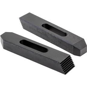"Step Clamp Pair - 6"" Long, 1/2"" Slot"