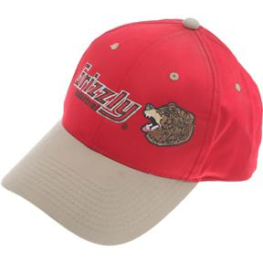 Red Hat w/ Grizzly Logo - Springfield
