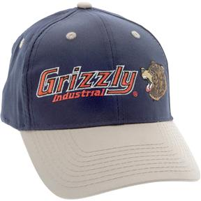 Blue Hat with Grizzly Logo - Bellingham