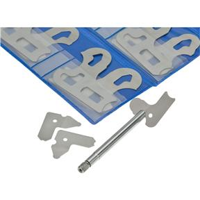 22 pc. Radius Gauge Set