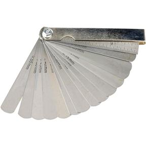 Feeler Gauge Set - 15 pc.