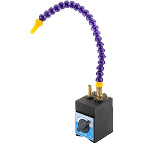 Magnetic Base w/ Coolant Hose - 110 lb. Force