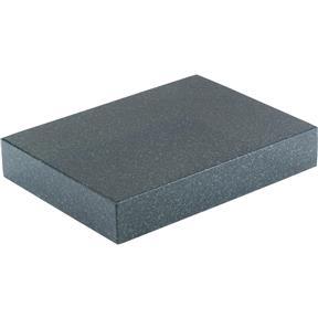 "9"" x 12"" x 2"" Granite Surface Plate, No Ledge"