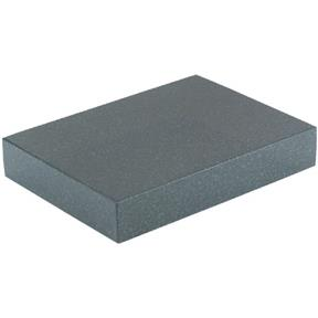 "24"" x 24"" x 3"" Granite Surface Plate, No Ledge"