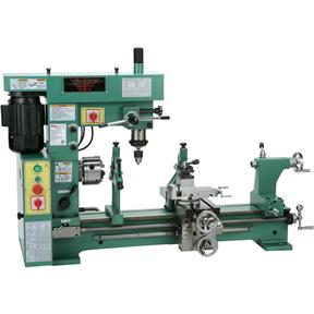 "31"" 3/4 HP Combo Lathe/Mill"