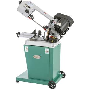 "5"" x 6"" 1/2 HP Metal-Cutting Bandsaw w/ Swivel Head"