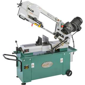 "7"" x 12"" 1-1/2 HP Gearhead Metal-Cutting Bandsaw"
