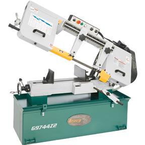 "10"" x 18"" 1-1/2 HP Metal-Cutting Bandsaw"