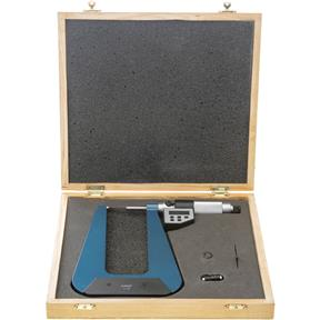 Digital Deep Throat Micrometer 1-2""