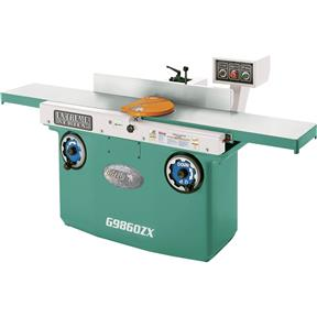 "12"" x 80"" Z Series Jointer w/ Spiral Cutterhead"